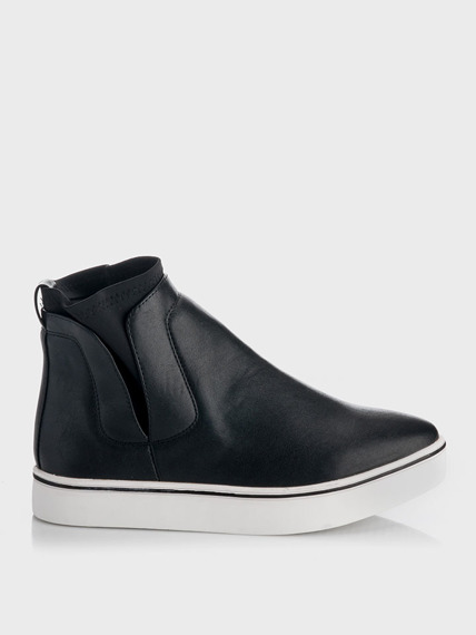 Lu Boo wciągane Slip On Poly